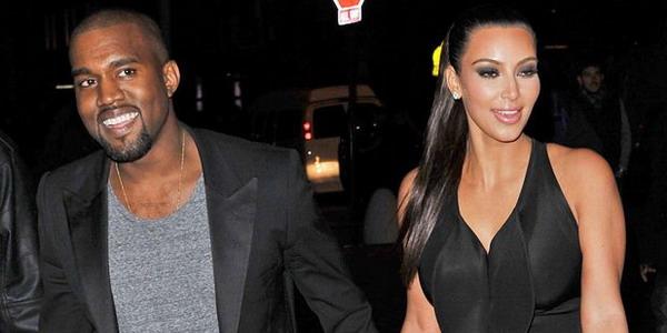 Kanye West Pajang Foto Telanjang Kim Kardashian?