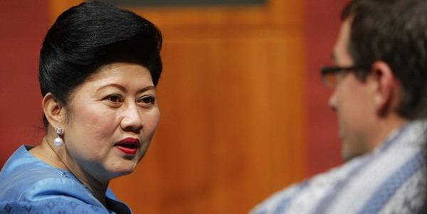 Ani Yudhoyono (Foto: Reuters)