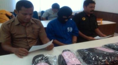 Ridwan Saputra (tengah) (Foto: Okezone/Banda Haruddin Tanjung)