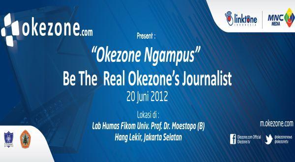 Peserta Okezone Ngampus (Foto: Rifa Nadia Nurfuadah/Okezone)