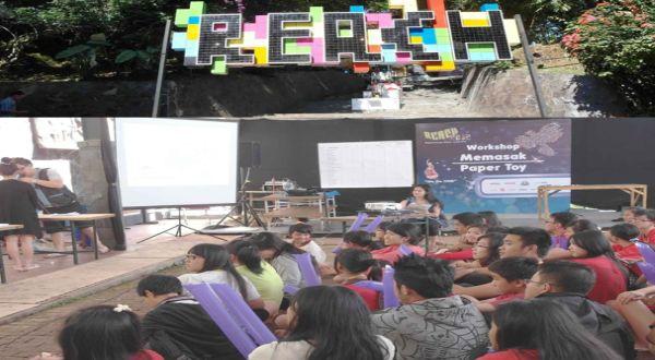 Reach, meningkatkan kreativitas dan rasa kebersamaan generasi muda Indonesia. (Foto: Reach)