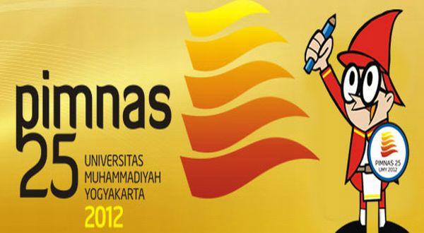 Logo Pimnas ke-25 (ist.)