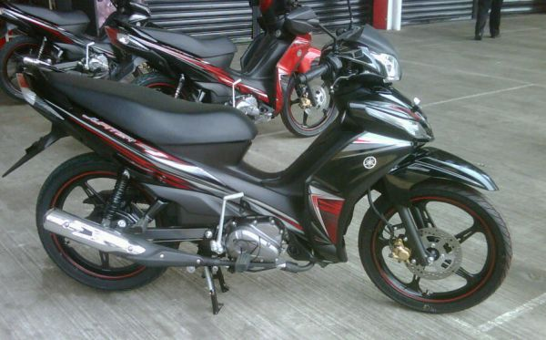 New Jupiter Z1 Inovasi Yamaha Di Segmen Bebek Okezone Otomotif