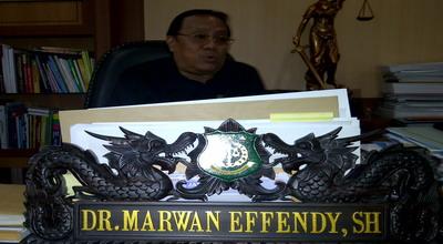 Marwan Effendy (Foto:Putra Mandar/okezone)