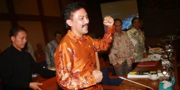 Andi Mallarangeng (Foto: Koran Sindo)
