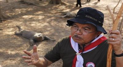Jusuf Kalla (Foto:Daylife)
