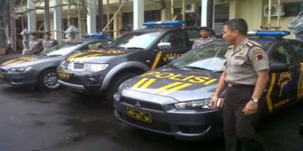 Ilustrasi anggota Kepolisian