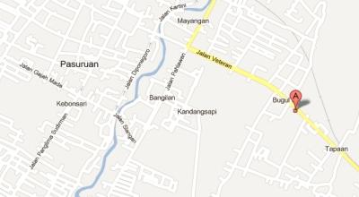 (Google map)