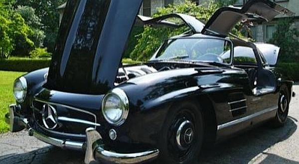 Mercy 300s Gullwing 1945 Buatan Tangan Dijual Rp8 Miliar Okezone Otomotif