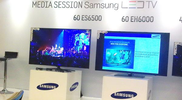 Samsung Perkenalkan TV LED Layar Lebar Terbaru di Indonesia