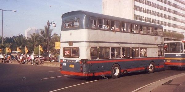 Bus tingkat (Foto: Istimewa)