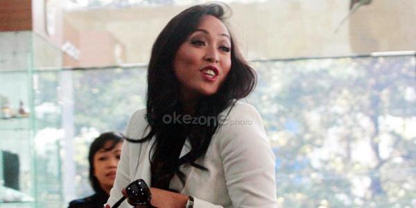 Angelina Sondakh (Foto: Heru H/okezone)