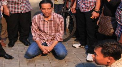 Joko Widodo (Foto: Dok Okezone)