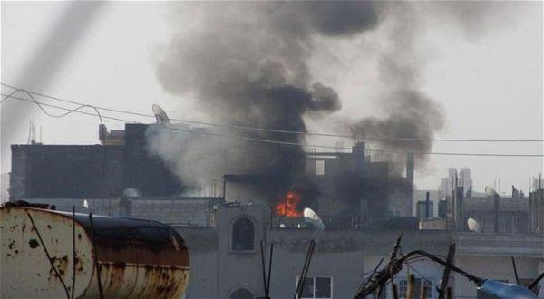 Kekerasan di Suriah (Foto: Telegraph)