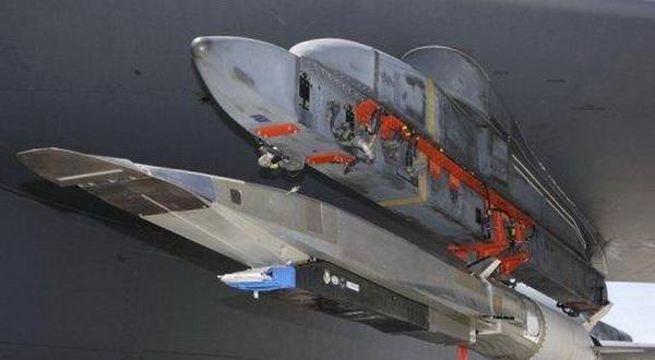 Pesawat Berteknologi Hypersonic Jatuh di Samudera Pasifik