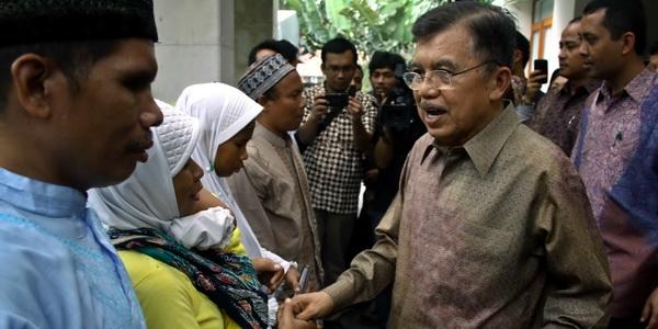 Jusuf Kalla (Foto: Dede K/okezone)