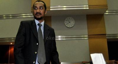 Ketua KPK Abraham Samad (Foto: Dok.Okezone)