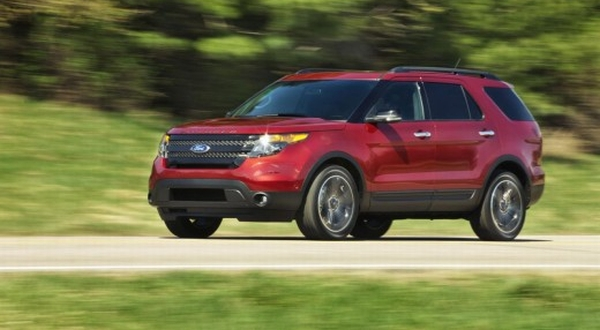 F : Ford Explorer Sport EcoBoost (Inautonews)