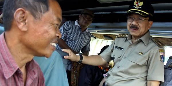 Gubernur DKI Jakarta Fauzi Bowo (Foto: Dede K/Okezone)