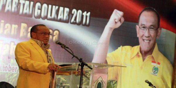 Ketua Umum Partai Golkar, Abu Rizal Bakrie (Foto:okezone)