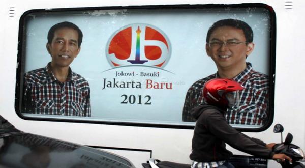 Jokowi-Ahok (foto: Dede)