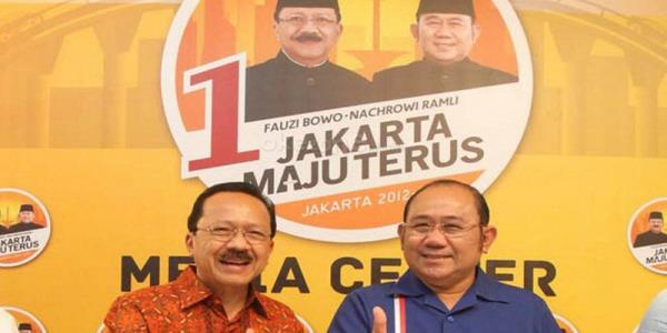Yusril Siap Dampingi Foke Gugat Hasil Pilkada Ke Mk Okezone News