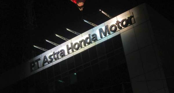 F: Astra Honda Motor (Azwar/Okezone)