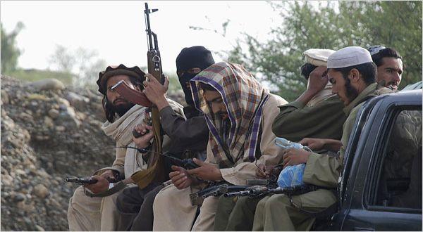 Foto : Militan Taliban (IST)