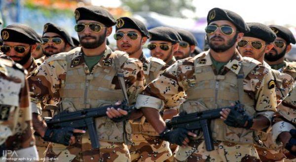 Foto : Pasukan Iran (IST)