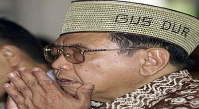 Alm. KH Abdurrahman Wahid (okezone)