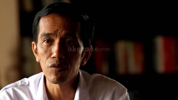 Joko Widodo (Foto: Heru H/okezone)