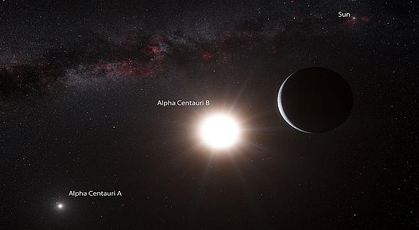 Planet Mirip Bumi Ditemukan di Alpha Centauri