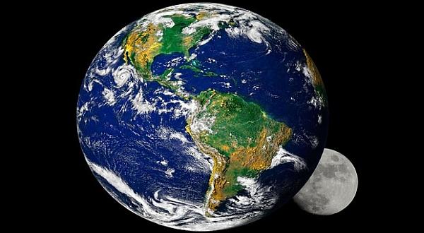 Teori Baru, Ternyata Bulan Berasal dari Bumi