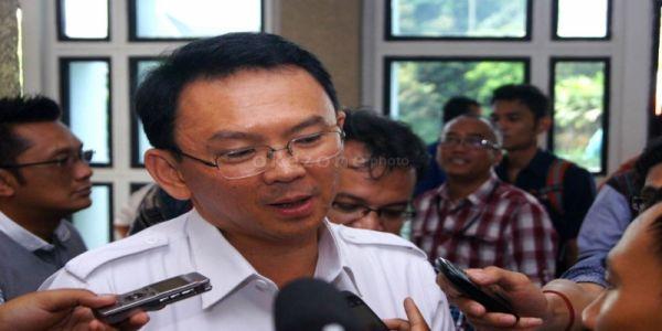 Wakil Gubernur DKI Jakarta Basuki Tjahja Purnama (Ahok) (Foto: Okezone)