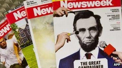 Tantangan Ekonomi, Newsweek Migrasi ke Ranah Online