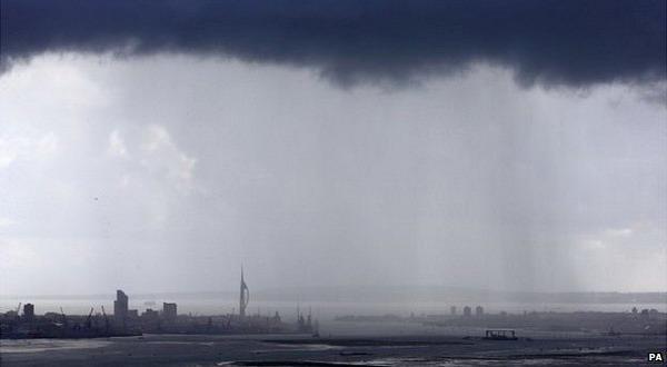 Ilmuwan Ungkap Cuaca