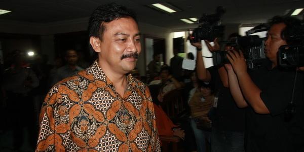 Andi Mallarangeng Sering Disebut Terlibat dalam Korupsi Hambalang (Foto: Heru H/okezone)