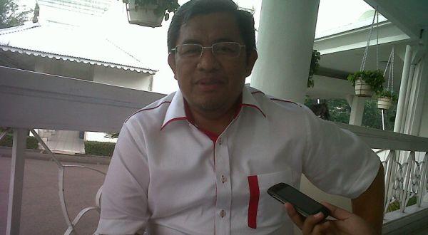 Gubernur Jawa Barat Ahmad Heryawan saat ditemui di Bandung (Foto: Kemas I/okezone)