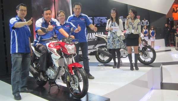 Yamaha V-Ixion (foto: Azwar Ferdian/Okezone)