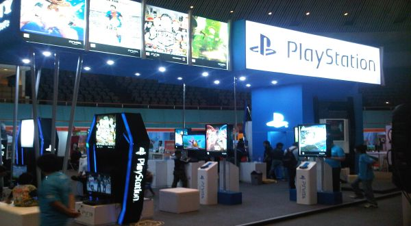 Yuk Jajal Gratis Game PlayStation Anyar di JGS 2012