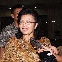 Siti Fadilah Supari (foto: Okezone)