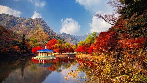 76 Gambar Alam Korea Kekinian