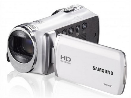 Samsung Rilis Camcorder dengan Fitur Zoom