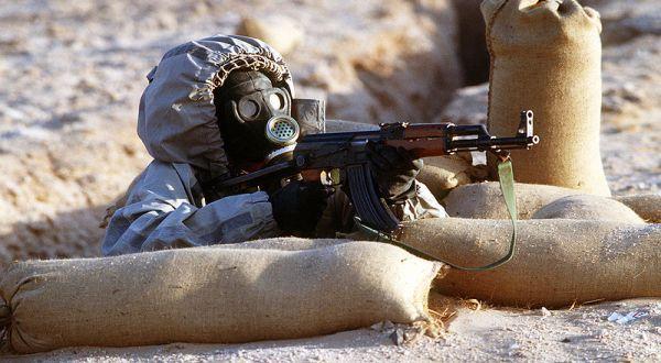 Militer Suriah (Foto: Reuters)