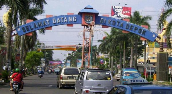 Kota Depok, sumber: wordpress