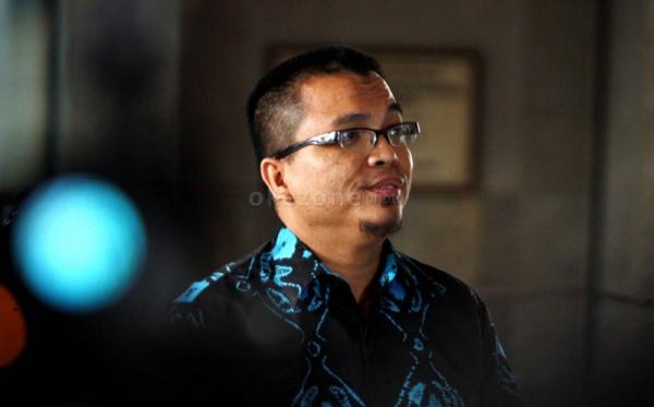 Denny Indrayana (foto: Heru/Okezone)