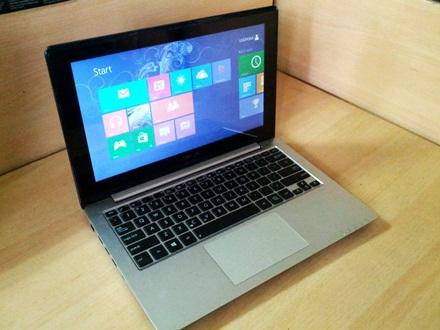 VivoBook S200, Tampil Premium dengan Harga Terjangkau