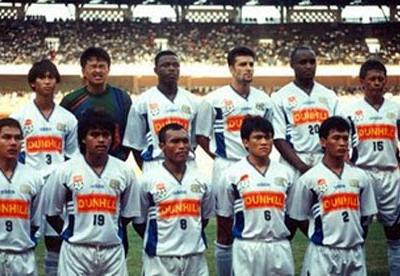Nostalgia Bandung Raya : Okezone Bola