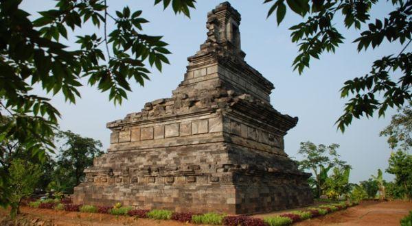 Candi Arimbi, situs kejayaan kerajaan Majapahit (Foto: Nurul A/okezone)