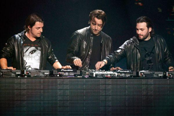 Swedish House Mafia Bubar Usai Tampil di Jakarta : Okezone Celebrity